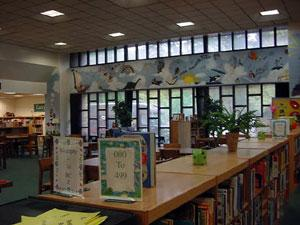 Huddleston Elementary Media Center
