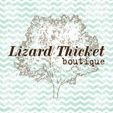 Lizard Thicket boutique Logo