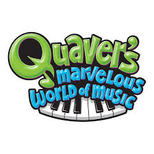 Quaver music button