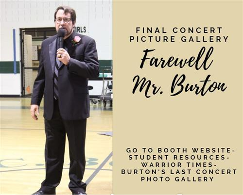 Burton's Photo Gallery Ad