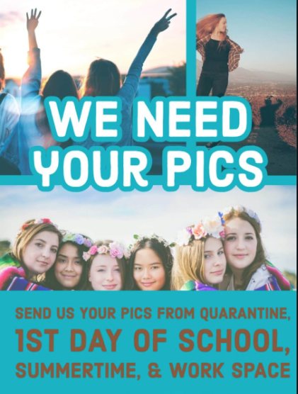 Yearbook Needs Your Picture