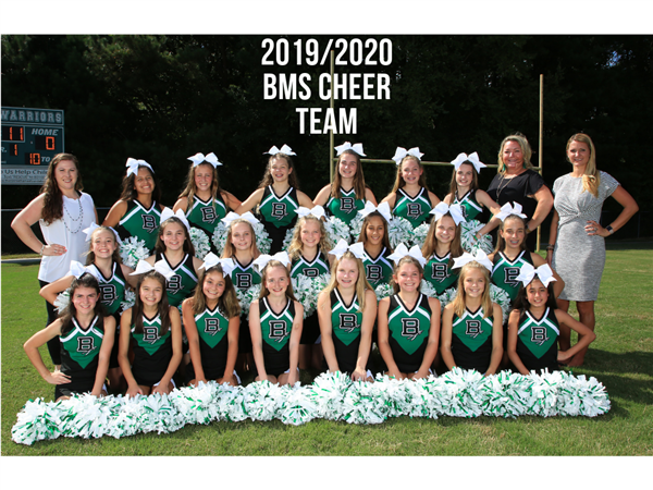 Introducing the Cheerleaders