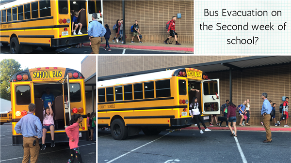 Bus Evacuation