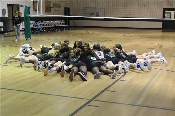Booth Volleyball Team