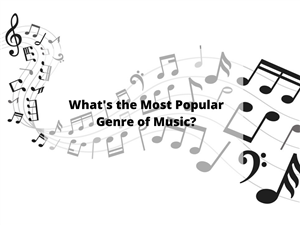Most Popular Genre of Music