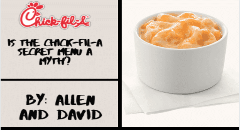 Is There a Chick-Fil-A Secret Menu?