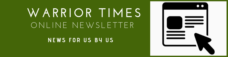 Warrior Times Online Newsletter