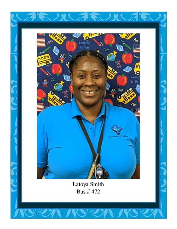 Latoya Smith, Bus #472