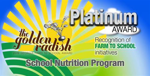 vFayette Reaches Platinum in Farm to School Initiatives
