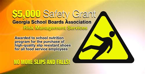 Safety Grant to Help Take Slips and Falls Off the Menu