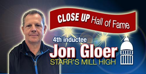 Social Studies Teacher Fourth Inductee into Close Up Hall of Fame