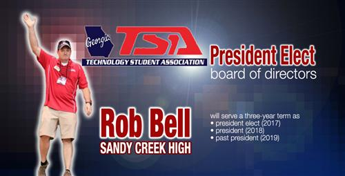 Bell Elected to TSA Board of Directors