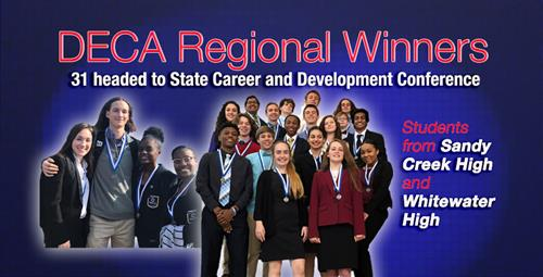 31 DECA Students to Compete at State Conference