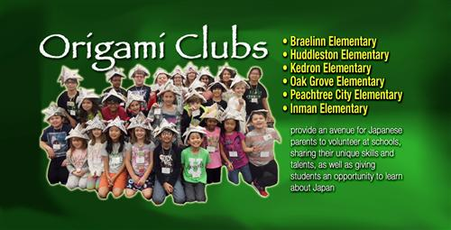 Origami Clubs Give Japanese Parents/Students a Way to
