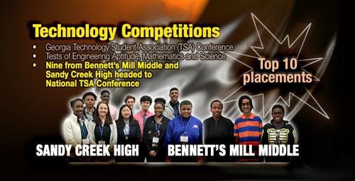 Students To Compete At National Technology Conference