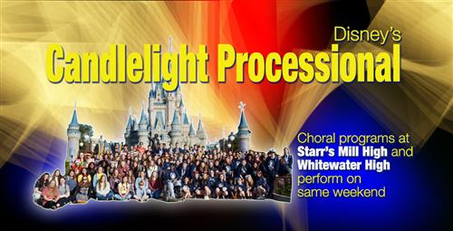 High School Choirs Perform at Disney's Candlelight Processional