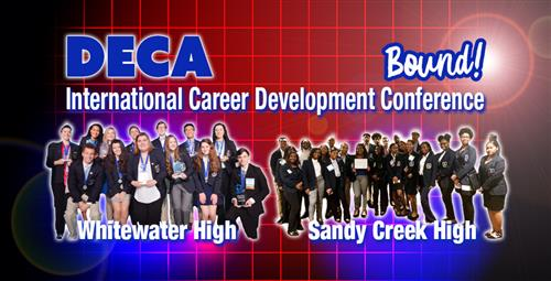 Students will Represent Fayette at International DECA Competition
