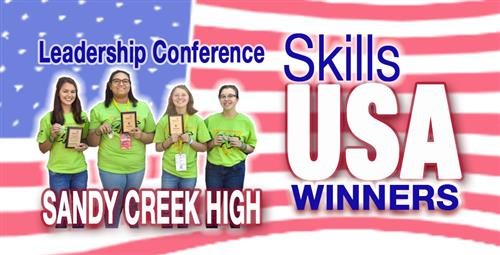SkillsUSA Members Show Off Their Talent at State Leadership Conference