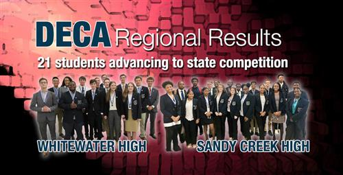 DECA Students Head to State Competition