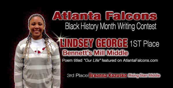 Black history month essay contest