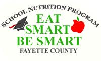 School Nutrition Department Logo